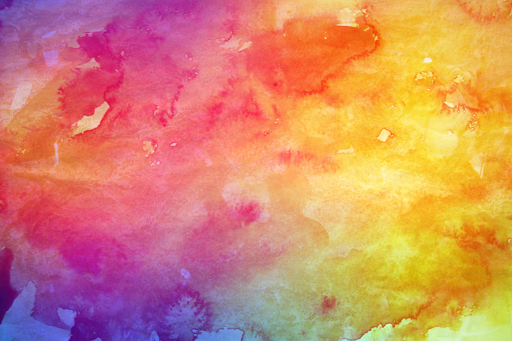 Using Gold Powder In Watercolor Painting