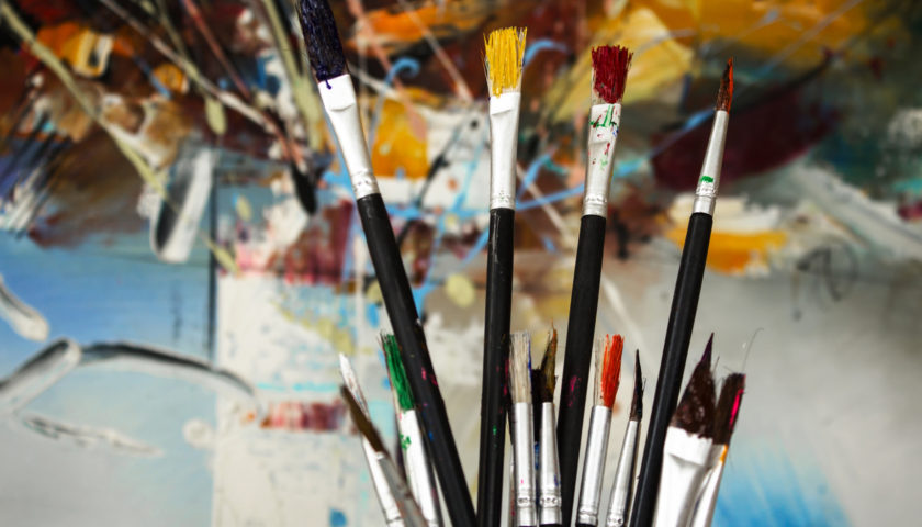 acrylic paint vs oil paint what s the difference how to create art