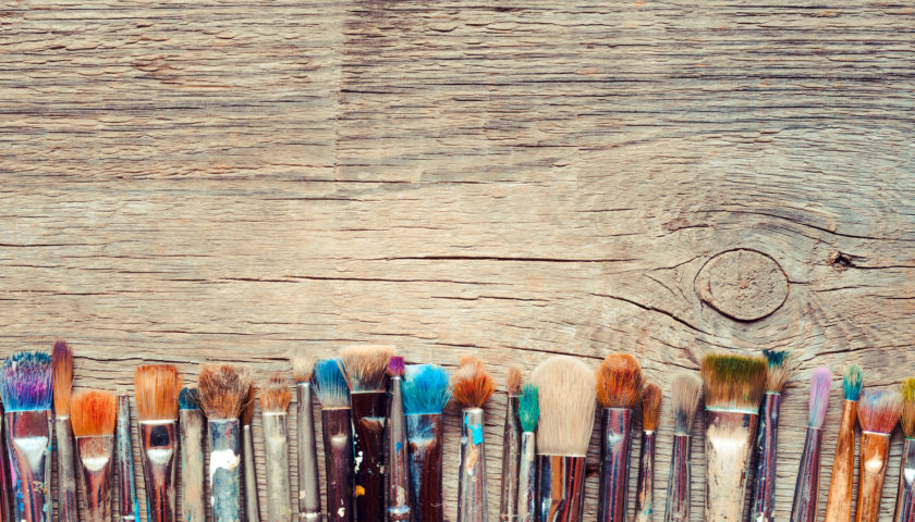 Are Natural Hair Paint Brushes