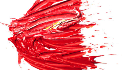 5 Crafty Ideas For Your New Red Acrylic Paint