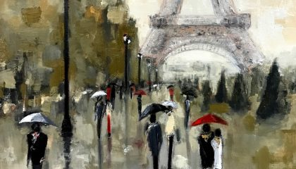 Paris Art: Paintings and Prints of Paris, France